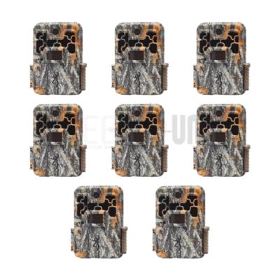Pack de 8 pièges photographique Browning Spec Ops Advantage BTC8A .