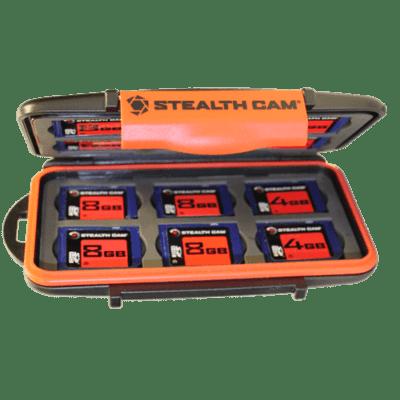 boitier de rangement carte sd étanche piège photographique enregistreur ultrason boitier passif