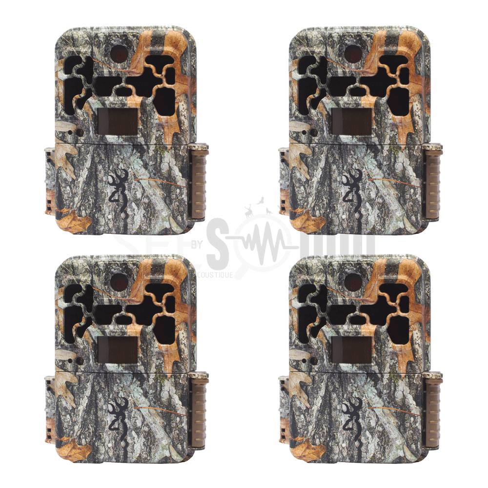 Pack de 4 Browning Spec Ops Advantage BTC8A