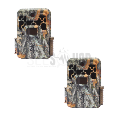 Pack de 2 pièges photographique browning spec ops advantage btc8a